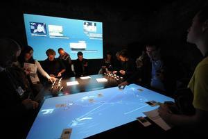 Mace Installation, Architektur Biennale Venedig