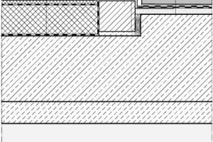 Detail Terrasse Außen-/Innenraum, M 1:12,5