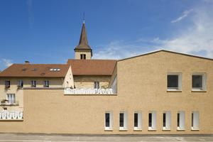Kindertagesstätte Franz von Assisi, Obertürkheim - Klumpp + Klumpp Architekten, Stuttgart