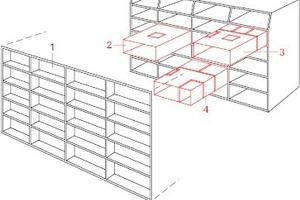 Ausbauhaus-Prinzip: Die Formel der Architekten für Baugruppenprojekte lautet: wenig Mitbestimmung im Rohbau, viel Individualität beim Ausbau. Die Bauherren konnten zwischen unterschiedlichen Ausbaustandards wählen, je nach Bedarf und finanziellem Rahmen