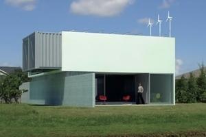 eco 540 dwelling - Jason Welly, Seabin design