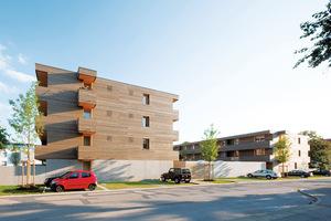 Ansbach, Herbartstraße  Modellvorhaben e% – Energieeffizienter Wohnungsbau