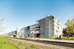 Anerkennung: Konstanz, Gustav-Schwab-Straße Quartier Bahnhof Petershausen – Stadtteil im Wandel