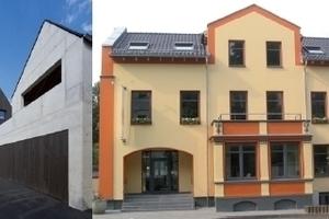 links: Architektur Soho Alexander Nägele - rechts: Architektenkooperation b@ugil.de Architekten<br />