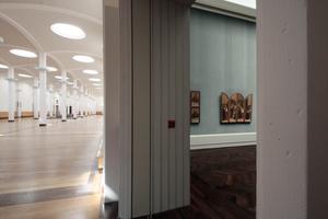 Steht auch am Kulturforum: die Gemäldegalerie, von Hilmer Sattler