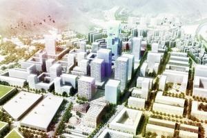 Creative Gateway, Shenzen/CN, Städtebauliche Erneuerung der Viertel Sungang und Qingshuihe, 2011<br />