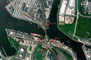 Die Rethebrücke erfüllt eine wichtige Funktion als Hauptverkehrsverbindung in Richtung Süden