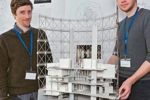 """Gewinner: Adrian von Kaenel & Jean-Joël Schwarz mit """"BIUTA"""""""