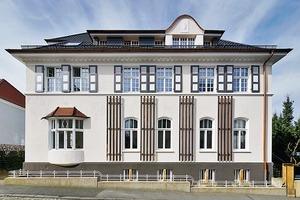 1. Preis 2014 Historische Gebäude und Stilfassaden: Wohnhaus Crüwellstraße, Bielefeld – brewittarchitektur, Bielefeld
