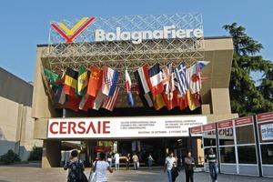 Mehr als eine Messe für hochwertige Keramik: die Cersaie, Bologna/I<br />