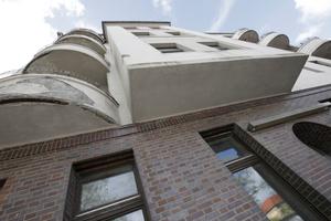 Fassade Werkbundhaus<br />