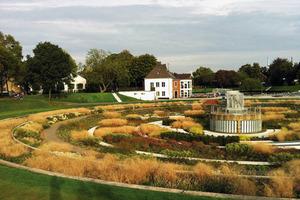 Erst Käranlage, dann (Berne-)Park von Davids, <br />Terfrüchte + Partner Landschaftsarchitekten<br />