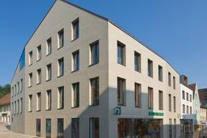 Preis: F 64 Architekten, Büro- und Geschäftshaus F7 in Kempten