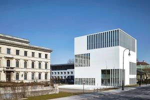 Gerade eröffnet: das NS-Dokumentationszentrum, München