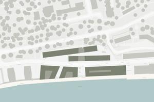 Planungsansicht - Schweger Associated Architects GmbH (Berlin) mit der Hager Landschafts-architektur AG (Zürich)