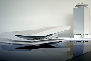 Filmmuseum, Amsterdam (Arch.: Delugan Meissl Associates Architects, Wien. Fertigstellung ca. 2012