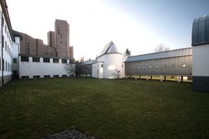 Neugestaltung und Erweiterung der Abtei Königsmünster