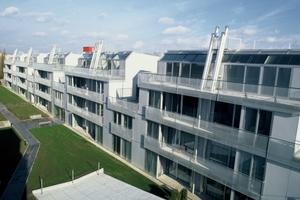 Wohnhausanlage Brunner Straße, 1986–1991, Wien (Österreich)