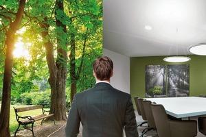 Vorbild Natur: biologisch wirksames Kunstlicht soll bald alltäglich sein