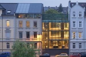 """Anerkennungspreis """"opusHouse - opus Architekten BDA, Darmstadt"""