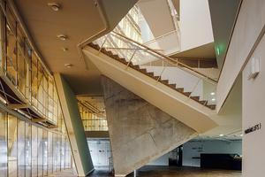 Cita Nova, dezidiert öffentlicher Teil des Konzerthauses