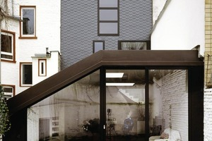 Zwischen Provisorium und Luxus: Das Wohnhaus von Jäck_Molina in Köln<br />