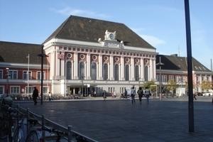 Das Gebiet rund um den Hauptbahnhof