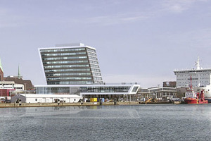 Terminal am Schwedenkai, Kiel – KSP Jürgen Engel Architekten, Frankfurt/M.