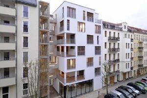Vorzeige Projekt Holzhochhaus Berlin