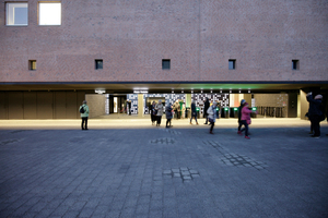 Besuchereingang Elbphilharmonie