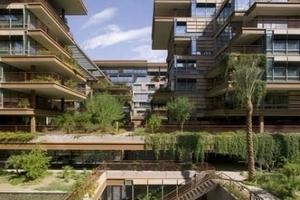 CAMELVIEW VILLAGE, Scottsdale, Arizonia, USA  Architekten: David Hovey & Associates Architects, Inc.
