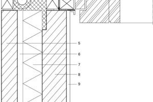 Detail Loggia, M 1:12,5