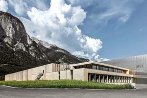 MPREIS Bäckerei und Alpenmetzgerei in Völs, Tirol