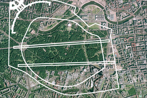Das Tempelhofer Feld, Berlin