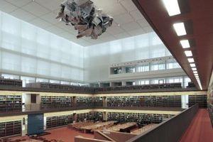 Staatsbibliothek Berlin, Lesesaal (ausgezeichnet)
