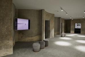 Räume für Videokunst