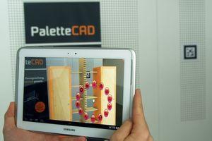 Die 3D-Visualisierungssoftware für den Bereich Innenarchitektur und Innenausbau steht als kostenlose App für Tablet-PCs zur Verfügung.