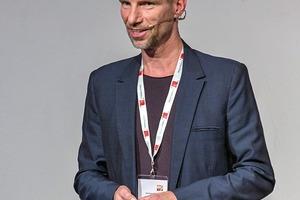 Erläuterte keramische Fassadenoberflächen: Jochen Klein, Büroleiter Studio Libeskind, Zürich