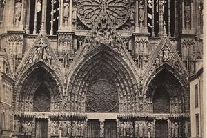 Notre-Dame, Reims, ab 1211