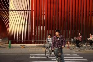 NEBUTA HOUSE, Japan  Architekten: molo design, ltd.