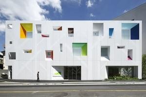SUGAMO SHINKIN BANK, TOKIWADAI BRANCH, Tokyo, Japan  Architekten: emmanuelle moureaux architecture + design