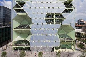 Weltbeste Architektur 2011: das Media-ICT, Barcelona, von Cloud 9<br />