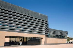 Nationalmuseum für Unterseearchäologie, Cartagena Architekt: Estudio Vasquez Consuegra