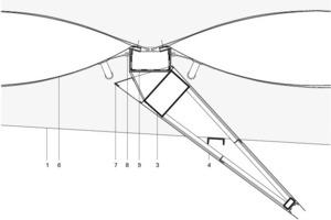 Detail 2, M 1:33 <sup>1</sup>/3<br />