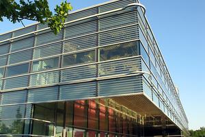 Internationales Zentrum auf dem Uni-Campus in Stuttgart-Vaihingen - Kai von Scholley