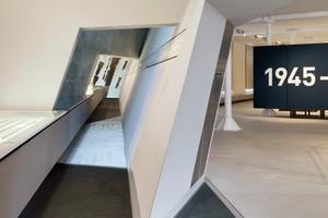 Das Gebäude erhielt zu Recht den 1. Platz bei der Rigips Trophy 2011  – Kategorie Trockenbau, Trockenbau:Baierl+Demmelhuber, Töging am Inn<br />
