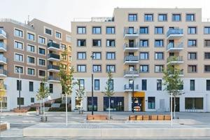 Für die Verteilung der Gewerbeflächen im neuen Stadtteil wurde eine professionelle Entwicklungsgesellschaft eingesetzt – ein Betreiber für Shopping-Center