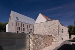 Augustinerkloster Erfurt - Junk & Reich Architekten BDA Planungsgesellschaft mbH, Weimar
