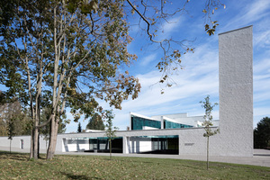 Neue Friedhofskapelle von St. Lawrence, Vantaa von Avanto Architects Ltd.