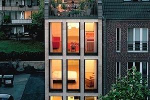 Wohn- und Bürohaus, Köln - LK Architekten